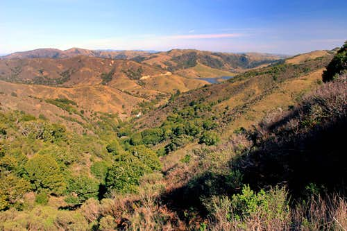 Three Peaks northwest ridge