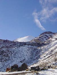 Pico the Orizaba, Jamapa...