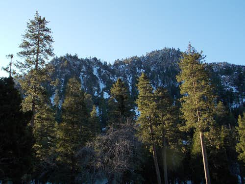 Little San Gorgonio Peak