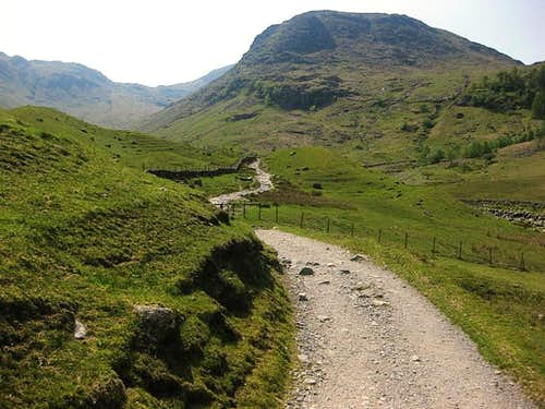 Seathwaite Fell