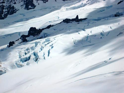 Miles and Miles of Glacier