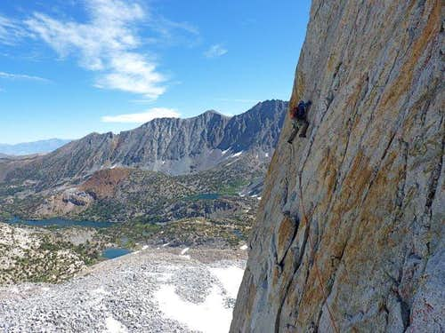 Mount Goode, Sierra