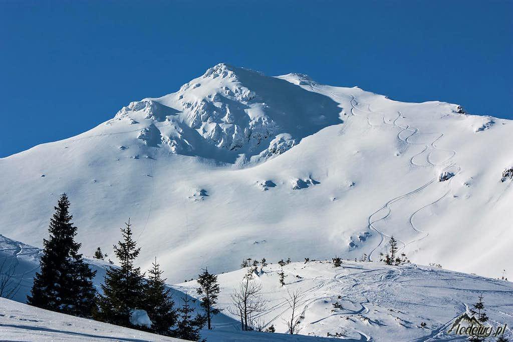 Czuba Goryczkowa peak