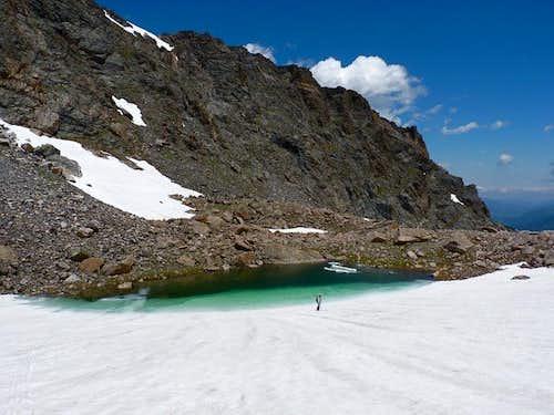 Tyndall Glacier, RMNP