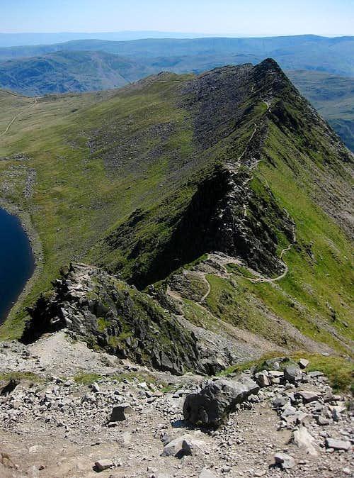 Rambling and scrambling in The Lake District