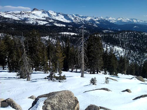 Mt. Silliman & Western Sequoia National Park