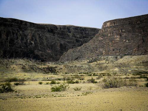 Bruja Canyon