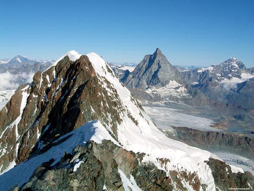 Cervino - Matterhorn from Eastern Breithorn