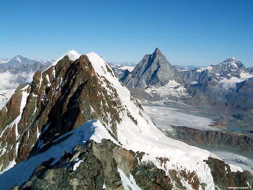 Cervino - Matterhorn from Eastern Breithorn