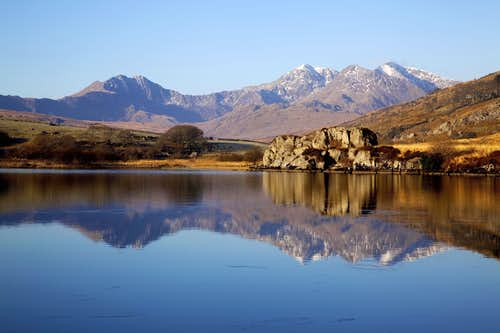 Another beautiful day in Snowdonia