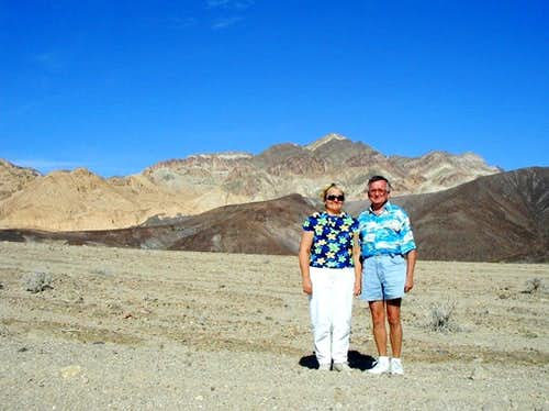 In Death Valley National Park