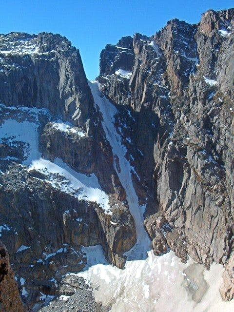 Notch Couloir