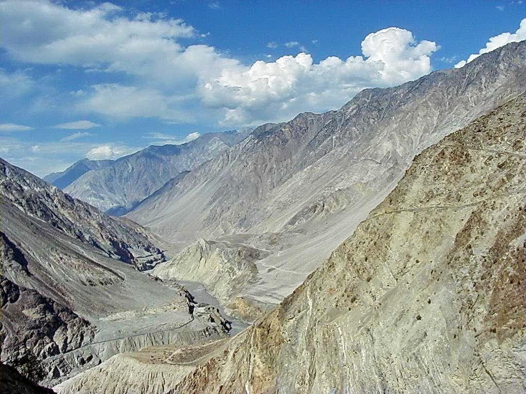Karakorm Highway