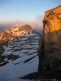 Tschingel from high on Naafkopf