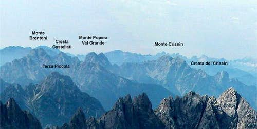 Monte Brentoni Group as seen...