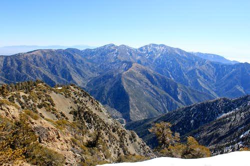 San Antonio Ridge