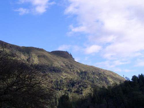 Glascock Mountain