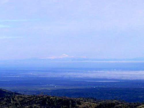 Mt. Lassen from Glasscock...