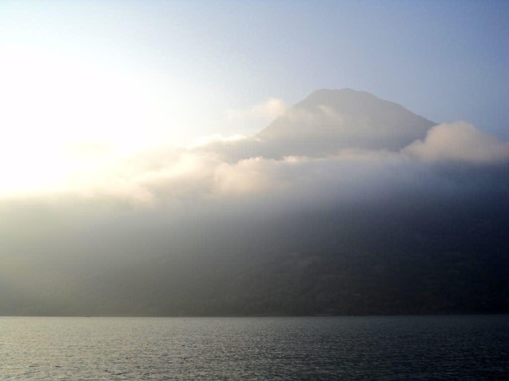 On Lake Atitlan, Guatemala