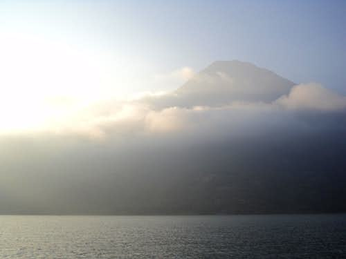 On Lake Atitlan, Guatemala