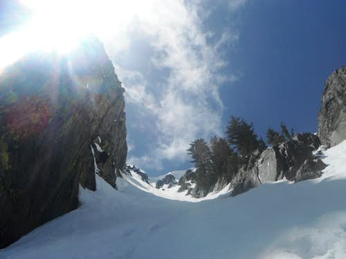 Cross Couloir