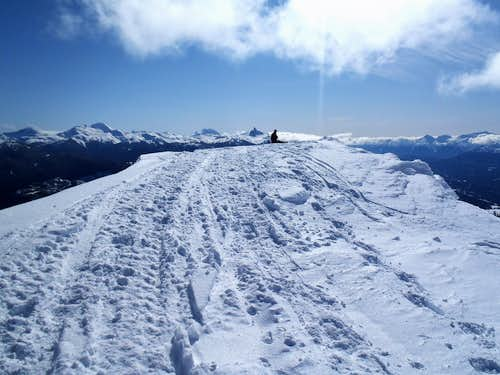 Mount Sproatt Summit