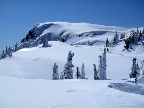 Mount Sproatt - Summit Ridge