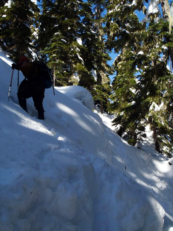 Mount Sproatt - NE Direct