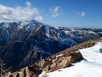 Mokelumne Peak...