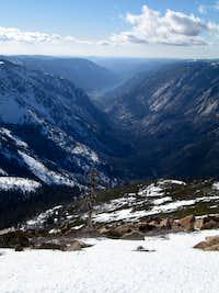 Mokelumne River Canyon
