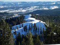 Poison Canyon East Ridge