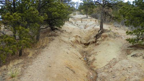Austin Bluffs Trail