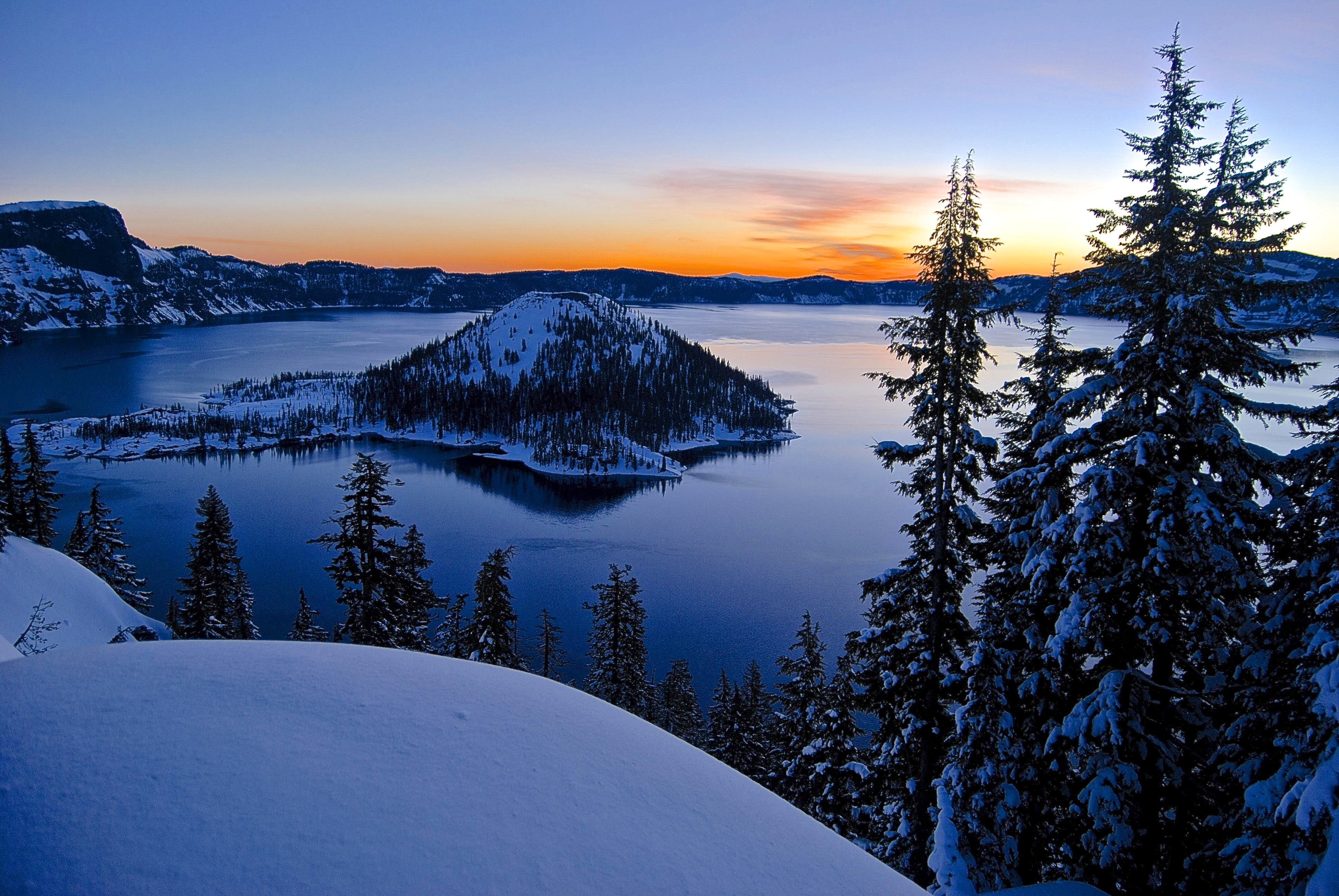 Crater Lake: March 8th, 9th 2013