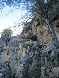 Cerro Goye Lower Cliffs