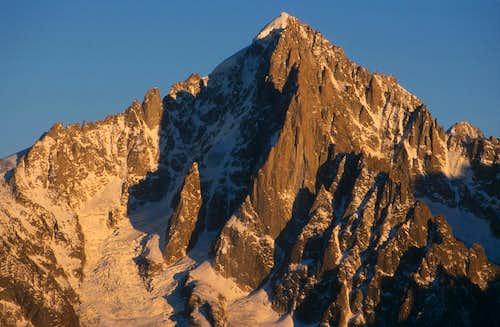 .Chamonix, Mont Blanc Range 2004