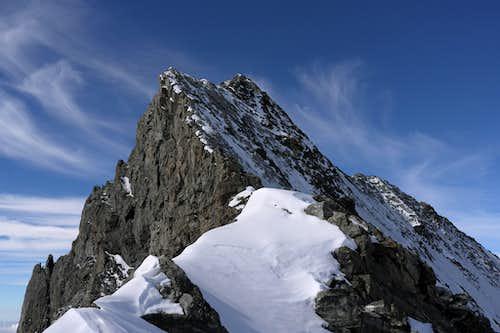 Barre des Ecrins NE Ridge