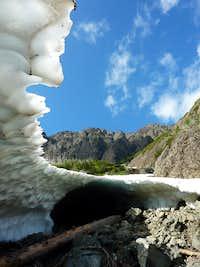 Upper Ice Cave