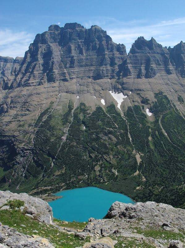 Margaret Lake-- Glacier\'s Most Beautiful?
