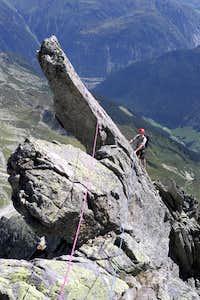 Salbitschijen East Ridge