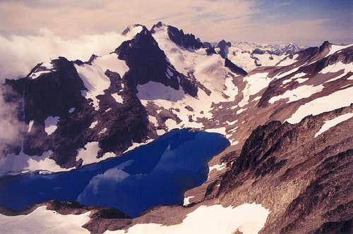 Mt. Spickard and beautiful...