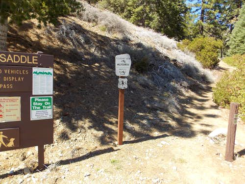 Trail Head