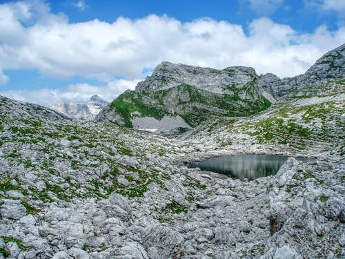 Valley of Triglav Lakes