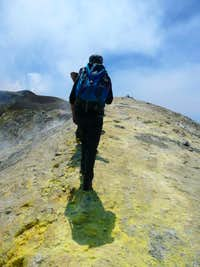 A Lot of Sulfur