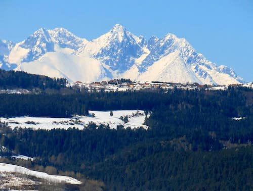 Tatra rising