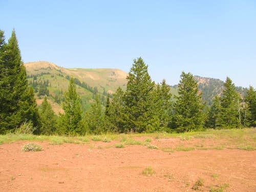 Big Elk Mountain