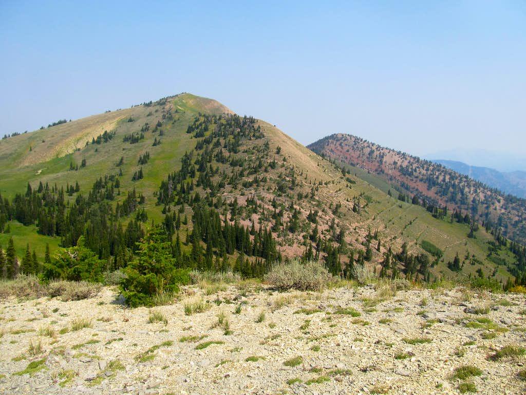 Big Elk Mtn
