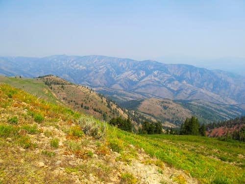 Red Butte Ridge