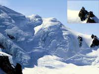 Refuge vallot 4362 m