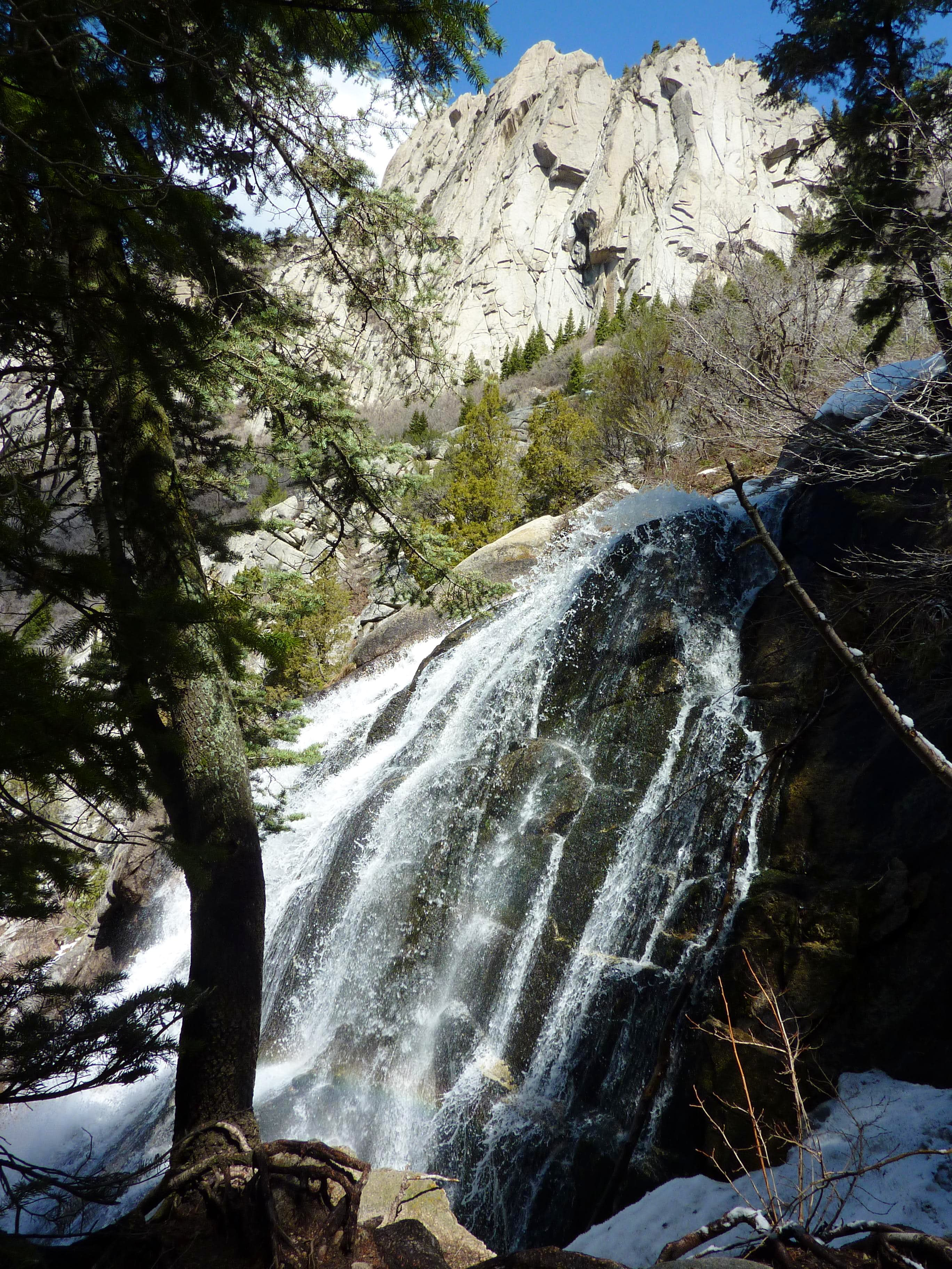 Waterfalls of the Wasatch