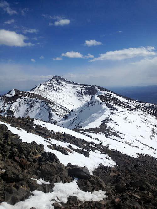 Winter's Last Day on Top of AZ